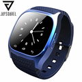 JAYSDAREL M26 Bluetooth Smart Watch עבור אנדרואיד iOS שיחת טלפון Sync מד צעדים אנטי אבוד Smartwatch פרק כף היד PK GT08 DZ09 GV18 U8