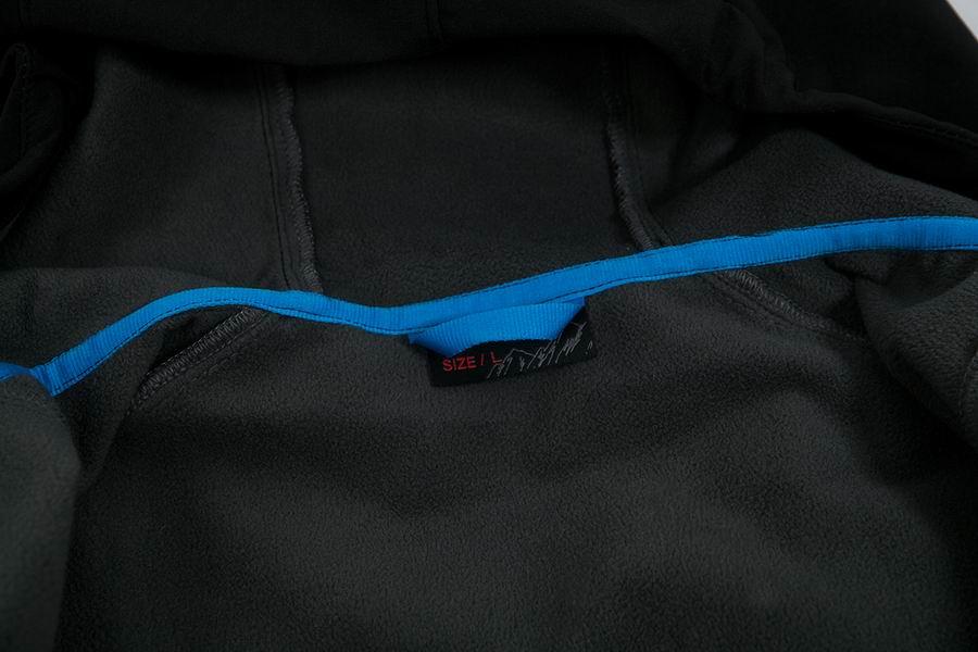2016 À S Taille Vêtements bleu Imperméable Hiver vent Manteau Chaud Hommes jaune Marque Softshell xxl Thermique La Capuche Qualité Haute Veste Plus Coupe Noir YrUqYH
