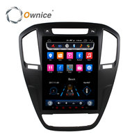 Octa Core 10.4 9.7 Vertical IPS 2.5D Screen Android 6.0 Car DVD Radio for BUICK Regal 2009 2013 opel insignia 32G ROM 4G