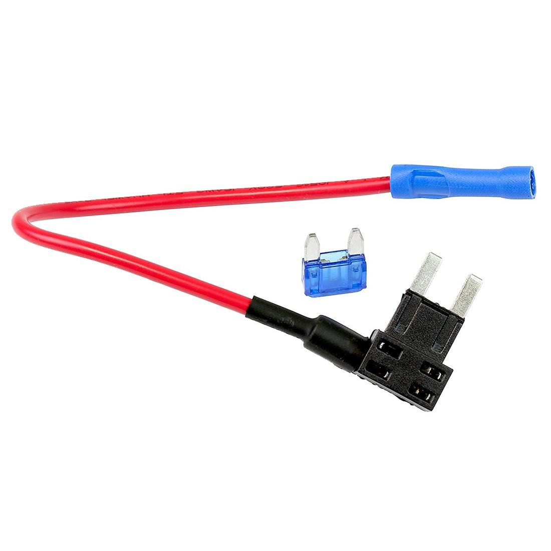 Circuito Bain : 10 pacote 12 v carro adicionar um circuito fusível tap adaptador