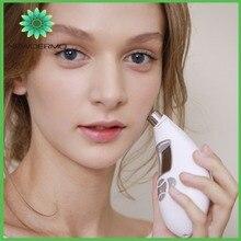 цена на White NEWDERMO Professional Portable Diamond Microdermabrasion Skin Care Tools Peeling Skin Massage SPA