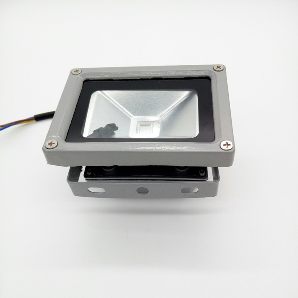 RGB LED Flood Light 10W Foco LED Exterior Spotlight IP65 LED Outdoor Light Reflector Spot Floodlight Remote Control