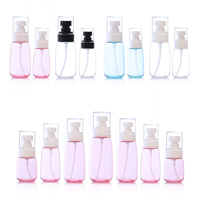 1pcs Lotion bottle 30ml 100ml thick wall thick base cosmetic transparent sub bottle PETG sub package lotion bottle BQ022 in Storage Bottles Jars from Home Garden