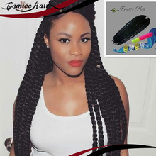 braiding  natural crochet synthetic cheveux extensions sexy formula style black women crochet twists hair wig