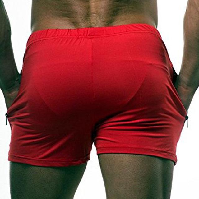 Shorts Mens Bermuda 2018 Summer Men Beach Hot Cargo Simple Letter Solid Men Boardshorts Male Brand Men'S Short Casual Fitness