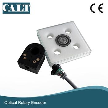 free shipping Cheap mini optical incremental rotary encoder disk module 6mm hole A B phase signal modular encoder PD30 flora lj 320k printer encoder raster b