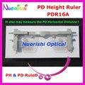 Офтальмологических американо-ученик высота правитель рн-метр PD правитель измеритель может мера американо-ученик высота и горизонтальное расстояние PDR16A бесплатная доставка