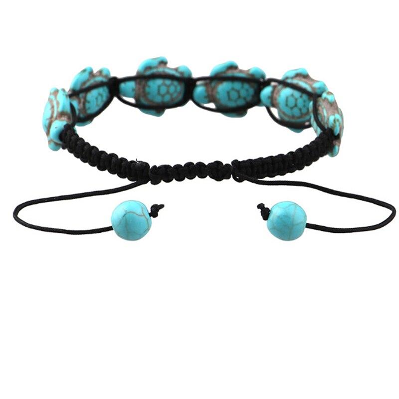 Aliexpress.com: Comprar Tejido a mano tortuga cáñamo pulseras con ...