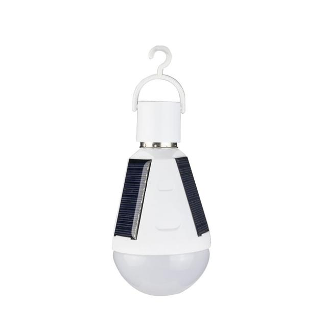 Solar lamp 130Lm Portable led solar garden solar led light High luminance SMD 2835 panel solar led garden ball outdoor path