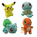 2017 the new Plush Toys Cosplay Pikachu toy Mega Charizard Cotton Stuffed Animals Dolls Children Toys kids Gifts 15cm