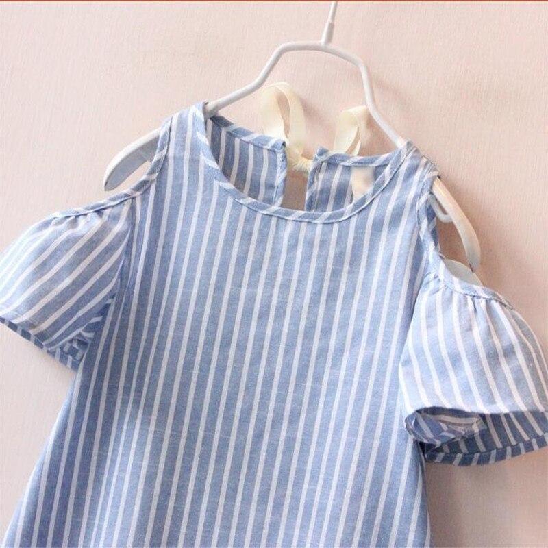 Summer-Girl-Dress-Striped-Kids-Dresses-For-Girls-Party-Princess-Children-Vestidos-Birthday-Party-Gown-3
