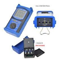 HoldPeak Medidor de Resistência de Isolamento Multímetro Digital Widerstand Medidor 200G (ohm) 500 V/1000 V/2500 V/5000 V