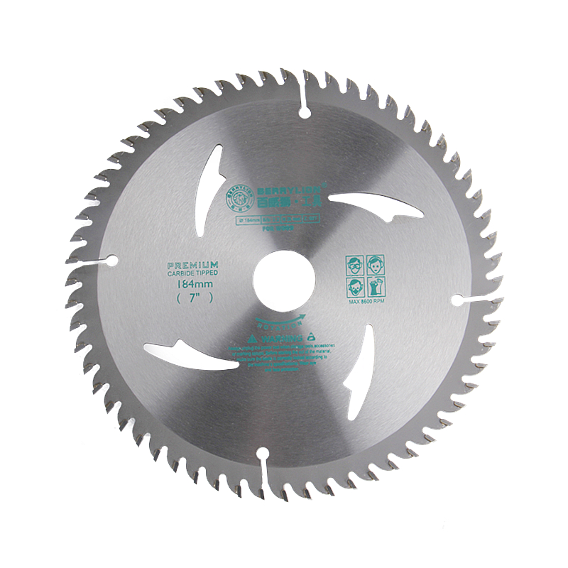 Circular Saw Blade 7''/184mm Alloy Steel 40/60 Teeth Wheel Discs For Cutting Wood Aluminum Iron Plate Power Tool все цены