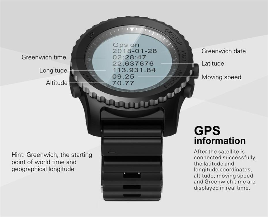 Makibes G07 GPS Smart Watch (3)