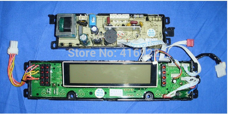 Free shipping 100% tested for Haier washing machine board xqs75-bj118 0034001001y control board motherboard free shipping 100% tested washing machine board for haier xqs50 28g xqs50 28 on sale