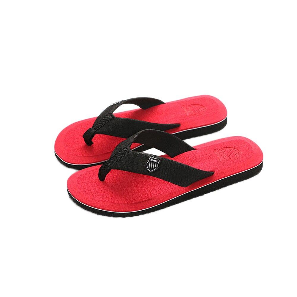 Г. Мужская обувь 1 шт., летние шлепанцы, классные шлепанцы пляжные сандалии повседневная обувь для дома и улицы подарок 40-44 размер, Прямая поставка#0301 - Цвет: E