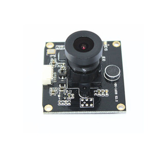 Image 2 - Módulo de cámara CMOS con USB de 2MP y 30fps, interfaz de enfoque fijo USB 2,0, tarjeta de cámara web con micrófono