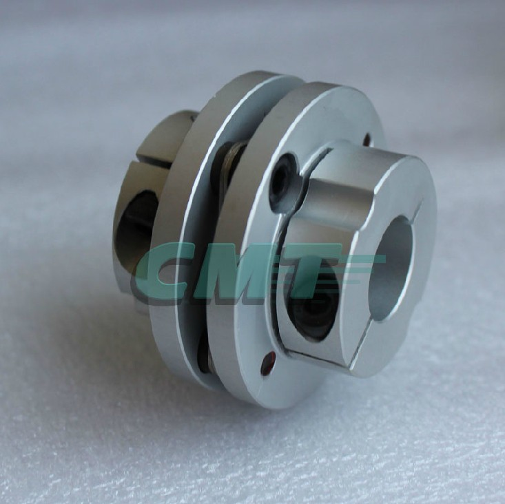 New Frame Model Aluminum alloys Single Diaphragm coupling Fit servo and stepper motor shaft-coupler D=68 L=54 D1&D2 at 15-25mm new flexible aluminum alloys double diaphragm coupling for servo and stepper motor couplings d 44 l 50 d1 and d2 are 8 to 20 mm