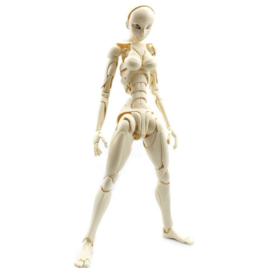 Original S.F.B.T-3 Special Fullaction Body Chan Type-3 Wayward Girl Joints Movable Action Figure Model Toys 2017 anime body kun body chan movable action figure model toys anime mannequin bjd art sketch draw collectible model toy