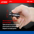 High Quality  JETbeam JET-U  Cree XP-G2 135LM Mini Portable Waterproof LED Flashlight
