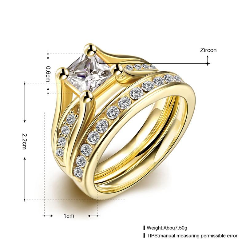 b66a0ea8e384 Vietnam aluvial oro dragón Phoenix parejas anillos de boda ajustable  joyería al por mayor