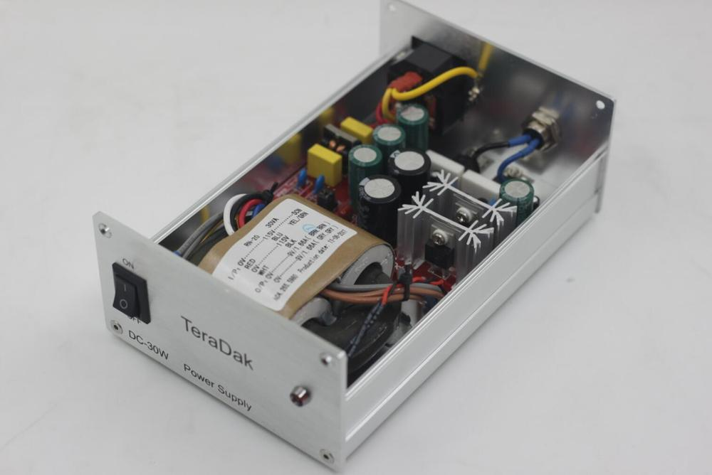 Teradak DC5V Lindemann USB DAC Linear Power Supply DC 5V 3A in AC DC Adapters from Consumer Electronics