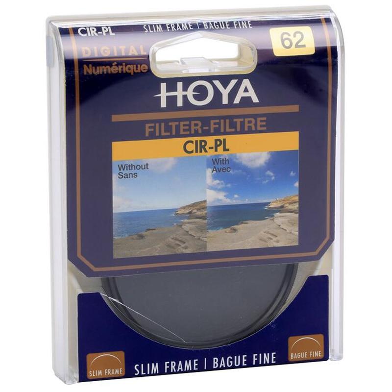62mm Hoya Digital CPL Polarizing Filter Professional Lens Protector As Kenko Andoer CPL