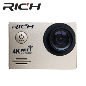 DHL 10pcs/lot J550R Sports Cameras 4K 2.7K 1080P Action Camera 16MP WiFi Sports Cameras 30M Waterproof 2.0LCD Full HD DVR 170
