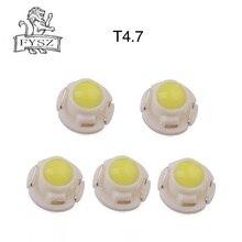 FYSZ T4.7 instrument light 12V 0.24w LED Dial indicator light vehicle light vehicle instrument panel bulb
