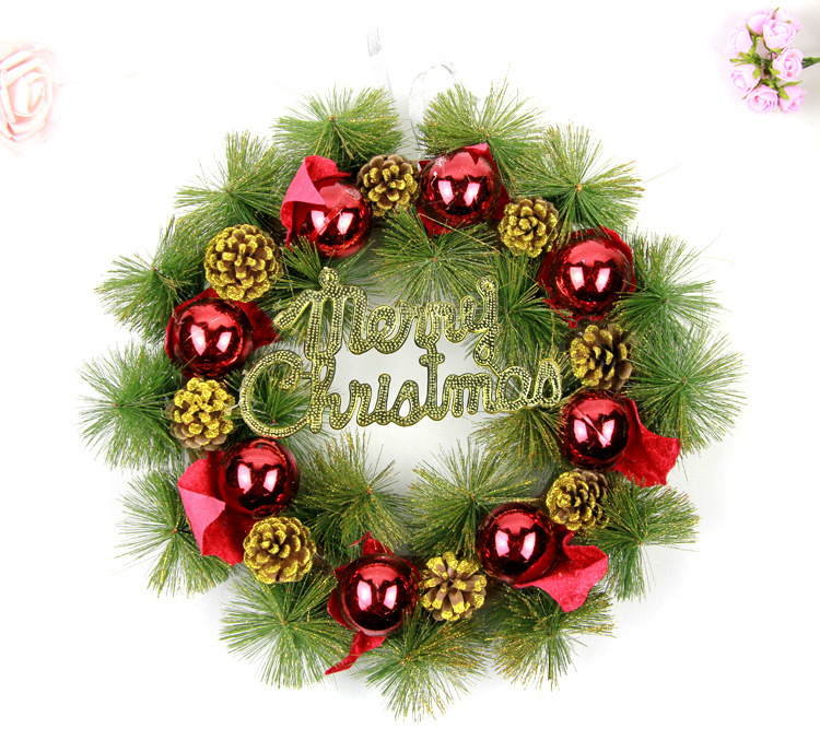 aliexpresscom buy wholesale christmas garland christmas decorations gifts of christmas tree parts 2015 winter new year from reliable decorate gift box - Wholesale Christmas Decorations