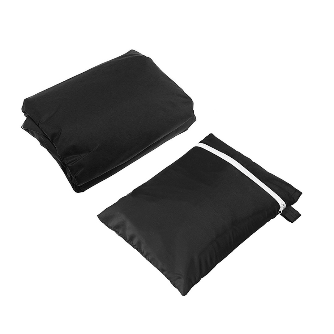 Mayitr Patio Stacking Rattan Chairs Furniture Waterproof Protection Cover Outdoor Garden Dust Covers