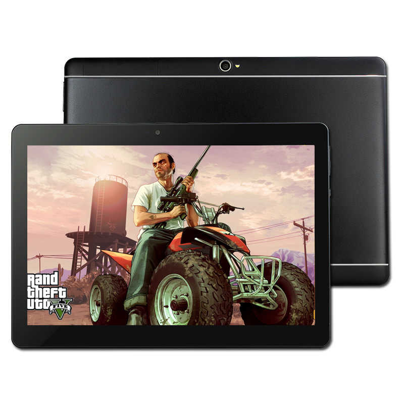 Original 10.1 tablet 4g lte MT6797 Deca core Android 7.0 3G tablet Smart Tablet PC  child Gift learning computer 10.1""