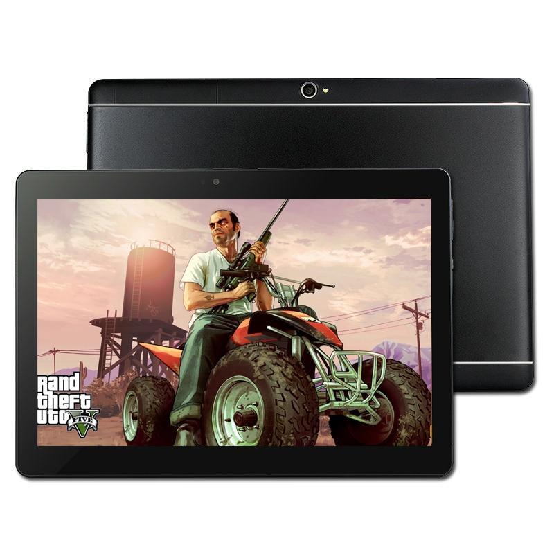 Original 10.1g lte tablet 4 MT6797 3 Deca núcleo Android 7.0g tablet PC Tablet Inteligente Presente da criança aprendizagem computador 10.1