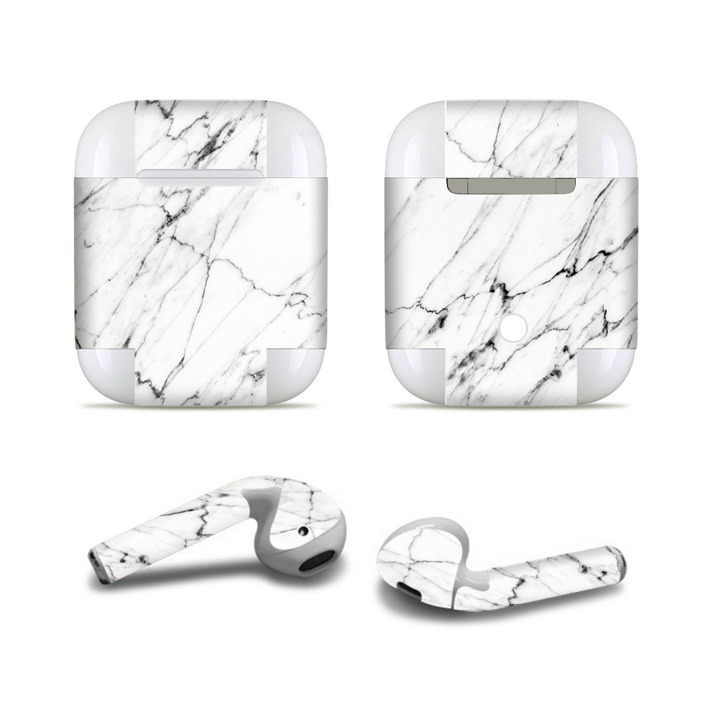 Gooyiyo Earbuds Sticker For Apple Airpods 1 2 Wired Charging