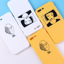 One Punch Man IPhone Cases (8 Mods)
