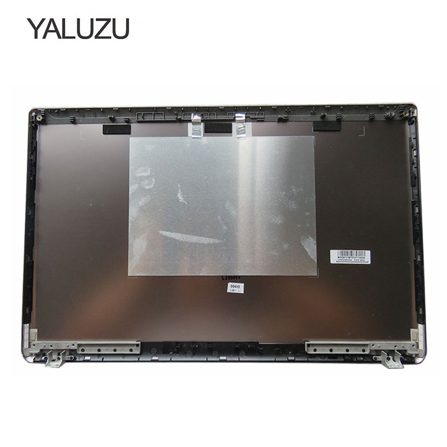 YALUZU NEW Top Cover for TOSHIBA Satellite P875 P870 V000280070 silver color LCD Back Rear Cover Lid Case A COVER купить недорого в Москве