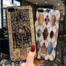 New Retro For Iphone 6 6s 7 8P X Xs Xr Max Mobile Phone Shell Drop Protection Sleeve