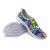 Mulheres respirável Sapatos Casuais Sapatos de Graffiti Impressão Plana Sapatos para Lady Feminino Mujer Zapatos Trainer Sola Macia Malha Sapatos Estudante