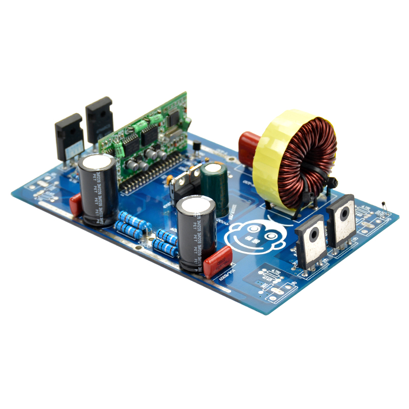 1pcs 2000W Pure Sine Wave Inverter Power Board Post Sine Wave Amplifier Board Finished Goods цена и фото
