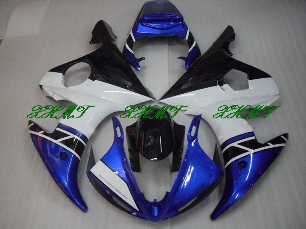 for YAMAHA YZFR6 03 05 Motorcycle Fairing Blue YZF600 R6 Fairings 2004 for YAMAHA YZFR6 03 05 Abs Fairing 2003 - 2005
