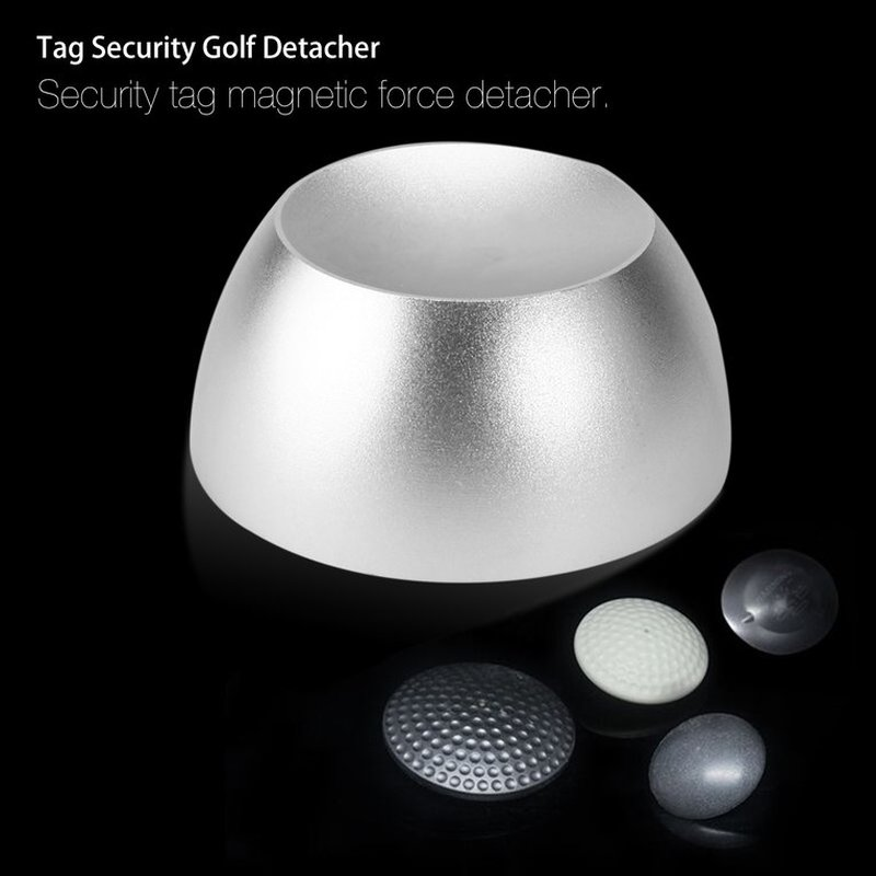 Super Golf Detacher Security Universal Supermarket EAS Tag Electronic Anti-theft System Remover Magnet Security Tag Remover Key все цены