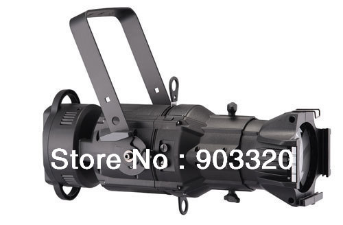 HOT 150W Quadcolor RGBW 4IN1 LUMINUS CBM 380 LED Ellipsoidal Gobo Projector Light 150W LED Color