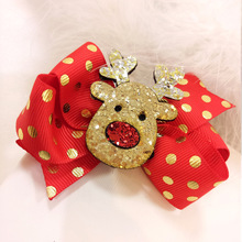 Christmas Hairbows Accessories for Kids
