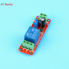 5 PCS Delay Timer Relay Turn-On Relay Module Time Delay Switch DC 12V For Robot & Intelligent Electronic Car DIY