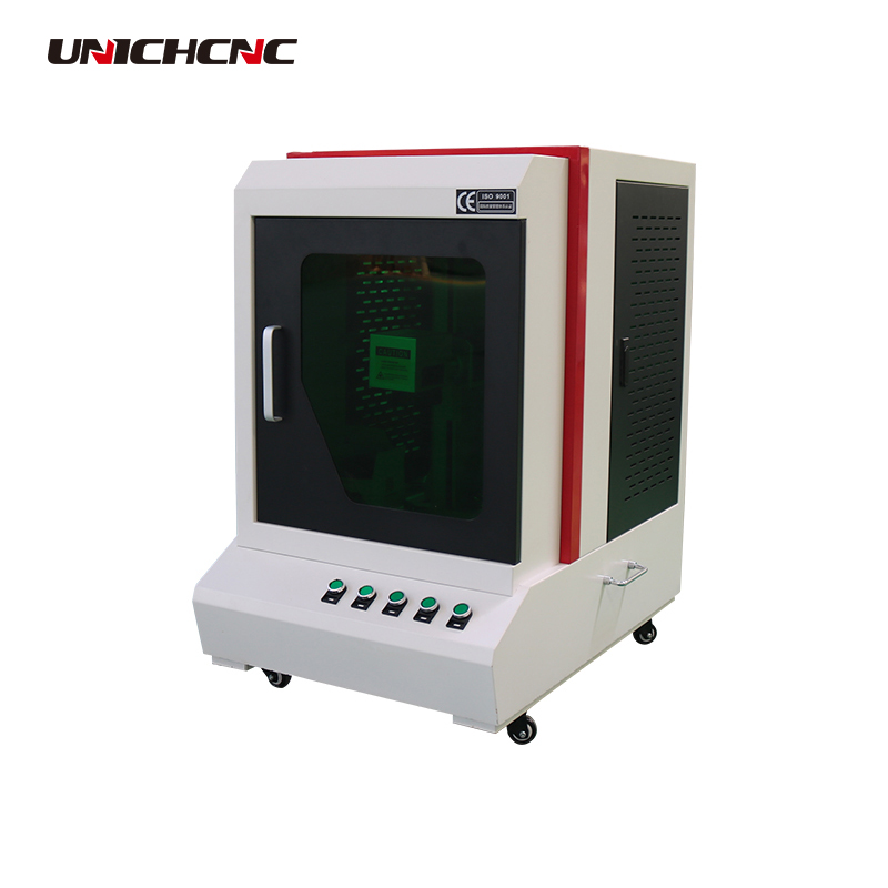 High quality laser machine 20 watt fiber laser marking machine for Jewelry color marking mopa generator