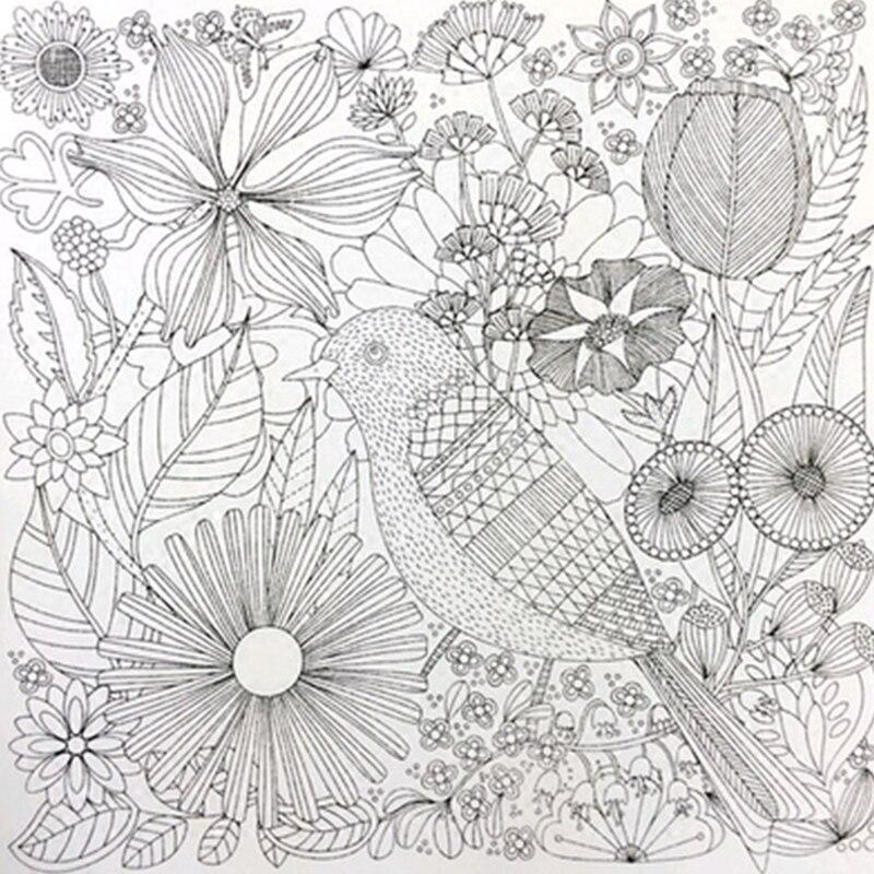Раскраски антистресс таинственный сад, картинки дню учителя