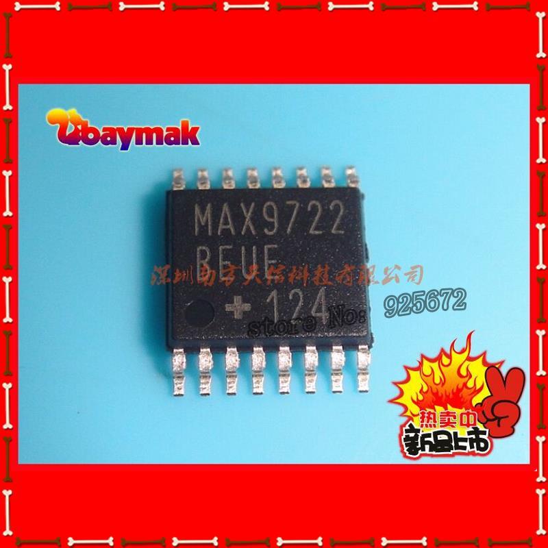 Цена MAX9722BEUE+
