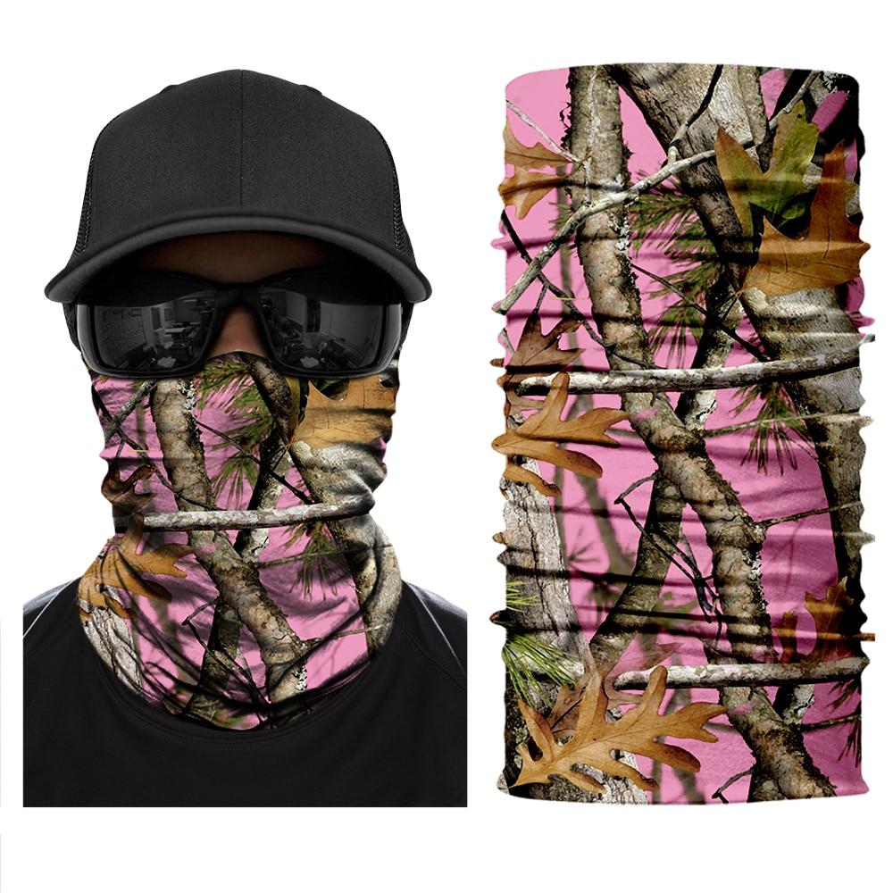 Motorcycle Punk Bandana Balaclava Print Face Head Scarf Wrap Snowboard Ski Mask