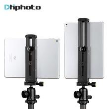 Ulanzi All Metal Aluminum Tripod Mount for iPad/iPad Pro/iPad Mini Air, Tablet Tripod Hoder Stand w Hot Shoe/Quick Release Plate