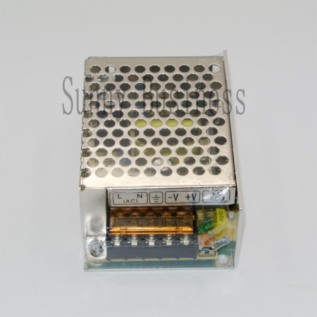 MS-50-15 50W 15V 3.4A Mini size LED Switching Power Supply Transformer 110V 220V AC to DC 15V output цена